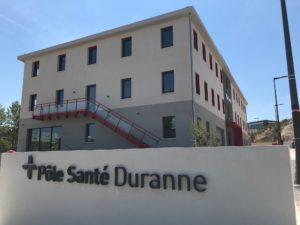 Pôle Santé Duranne